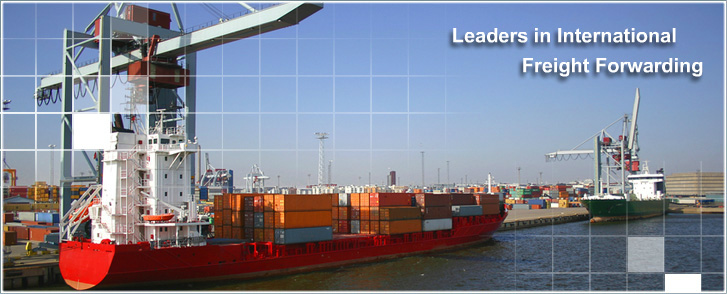 Leaders in International Freight Forwarding